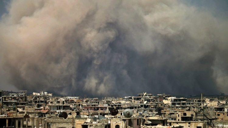 Llamada a la Paz en Siria
