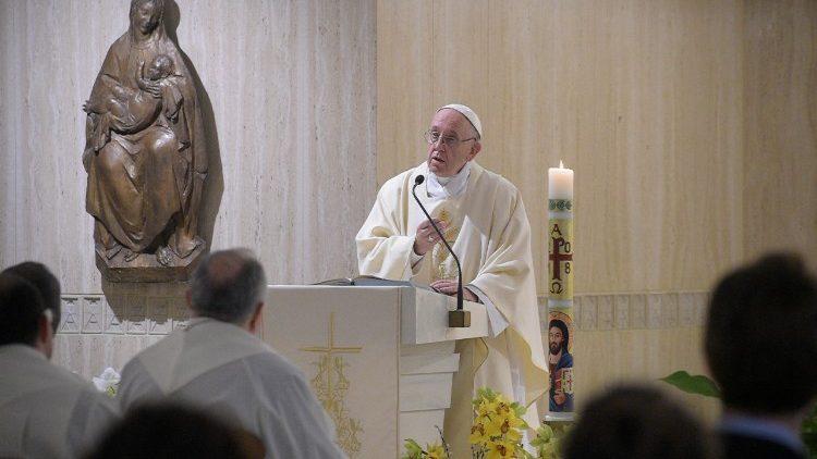 Santa Marta,© Vatican Media