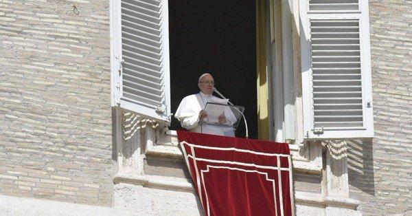 Regina Coeli, 1 abril 2018 © Vatican Media
