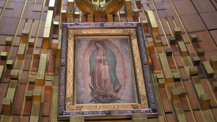 Virgen de Guadalupe, Patrona de México © Vatican Media