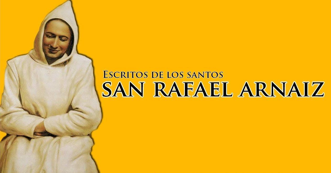 San Rafael Arnáiz Barón © Youtube