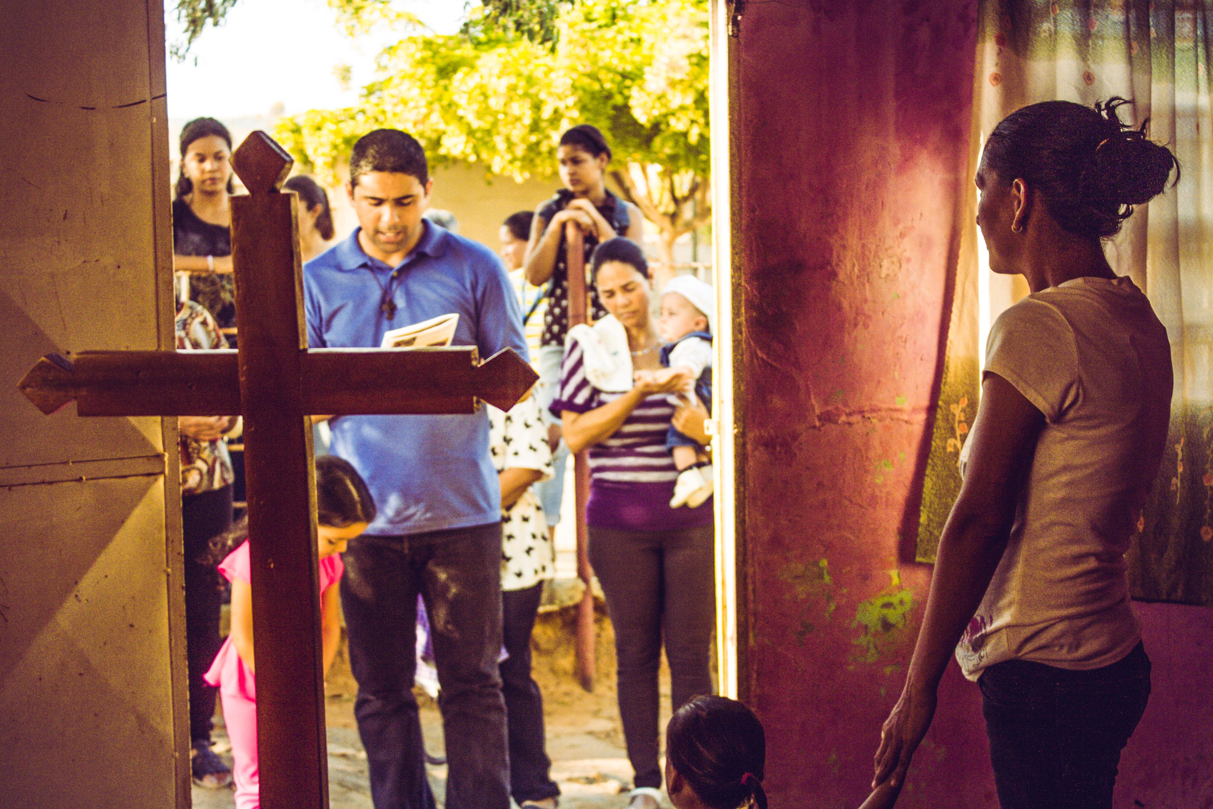 Jóvenes misioneros © Cathopic
