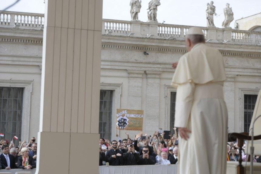 Audiencia General©-Vatican Media