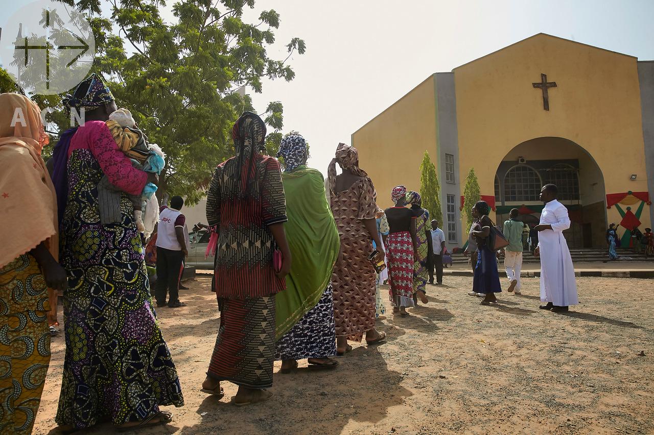 Iglesia Católica en Nigeria © Ayuda a la Iglesia Necesitada