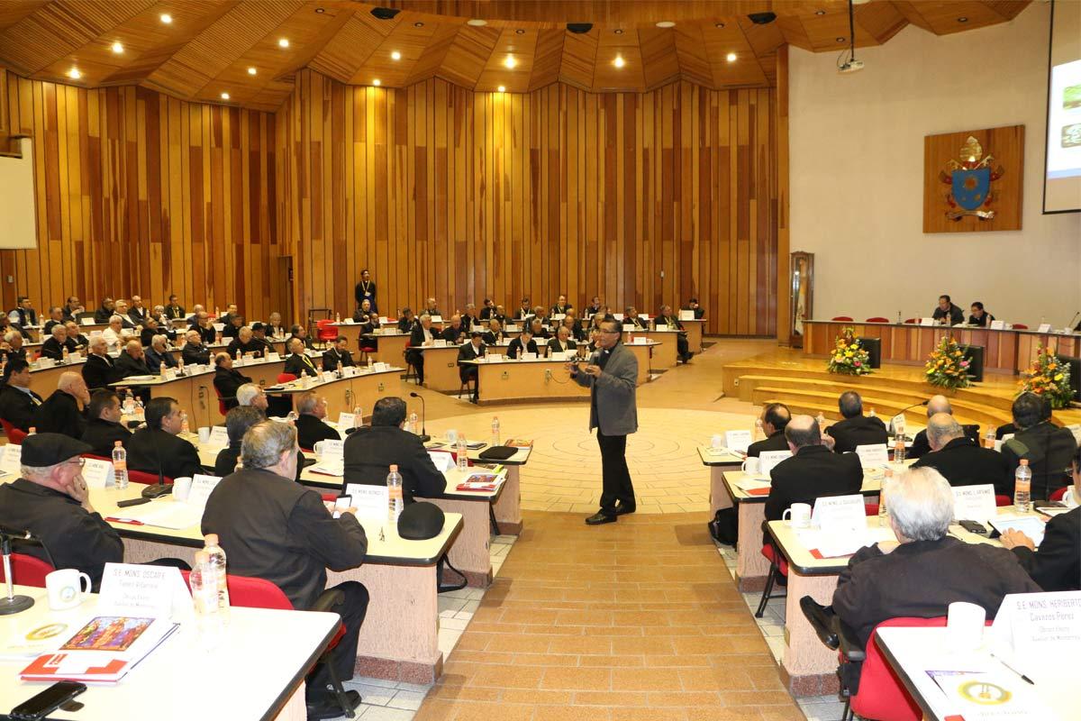 CII Asamblea Plenaria de la CEM © Diócesis de Texcoco