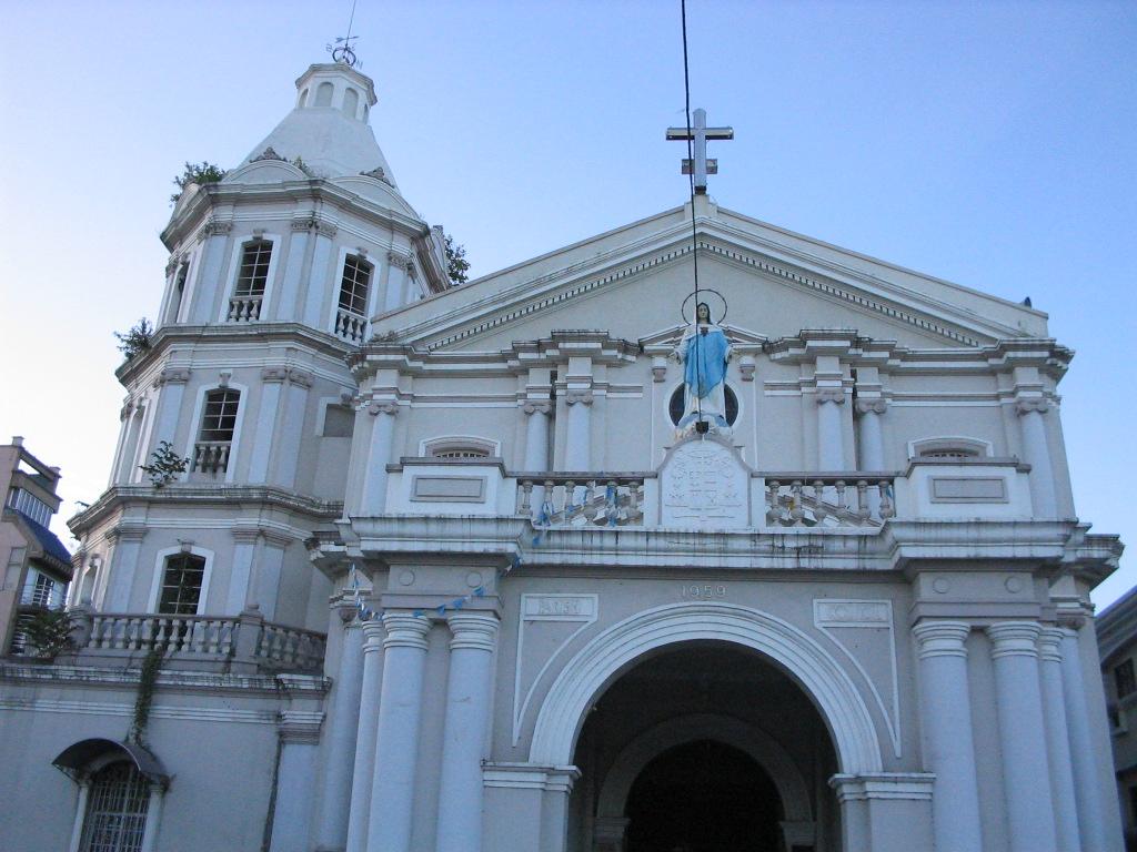 Catedral de San Fernando, Pampanga © enacademic.com