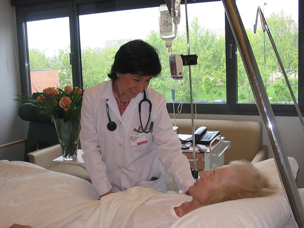 Hospital de Cuidados Paliativos Laguna © Flickr