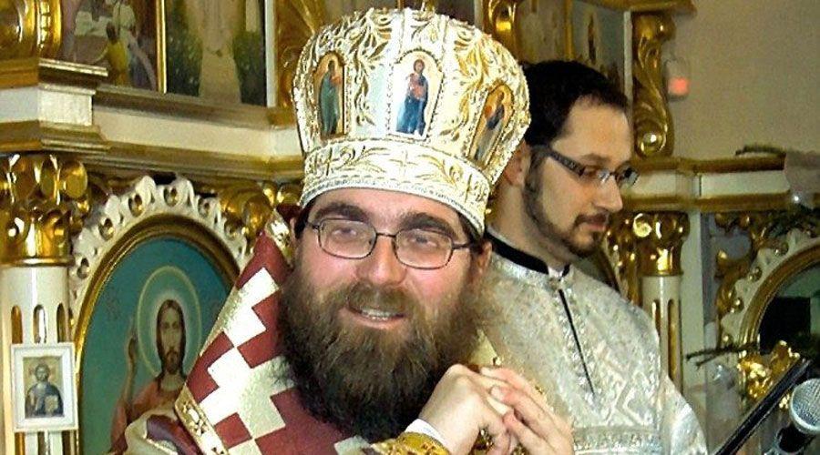 Metropolitano Rastislav © Vatican News