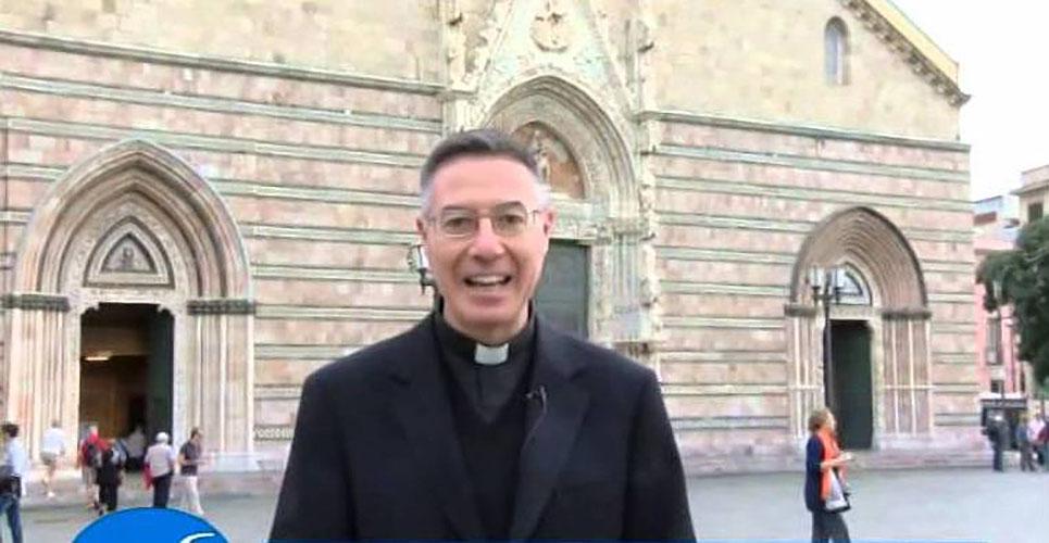 Mons. Cesare di Pietro © Youtube