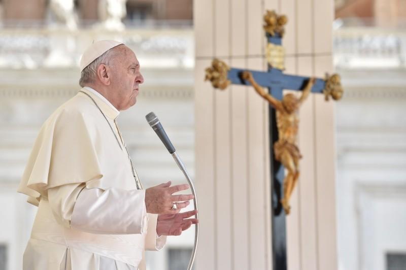 Francisco llama a la justicia y a La Paz en Tierra Santa © Vatican Media