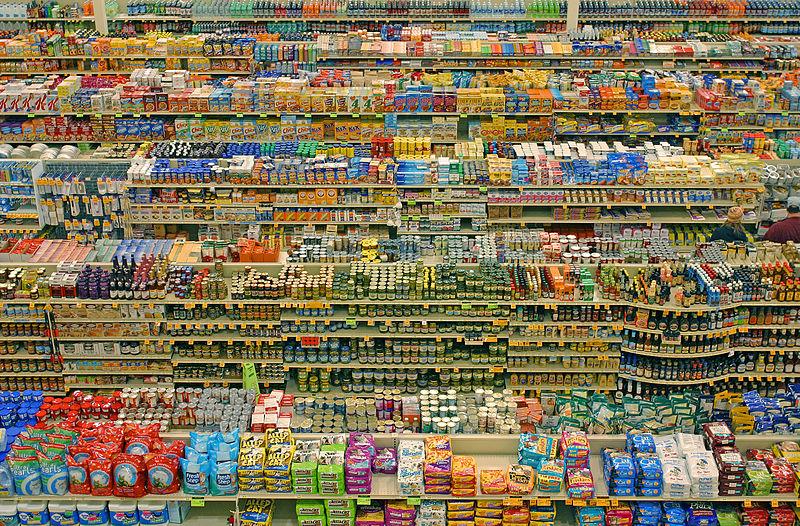 Supermercado © Wikimedia Commons / Lyzadanger