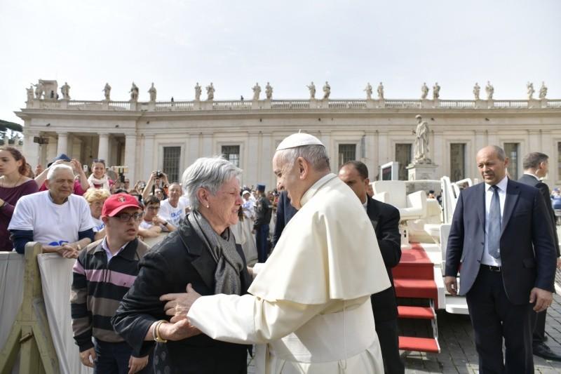 Audincia General@Vatican Media