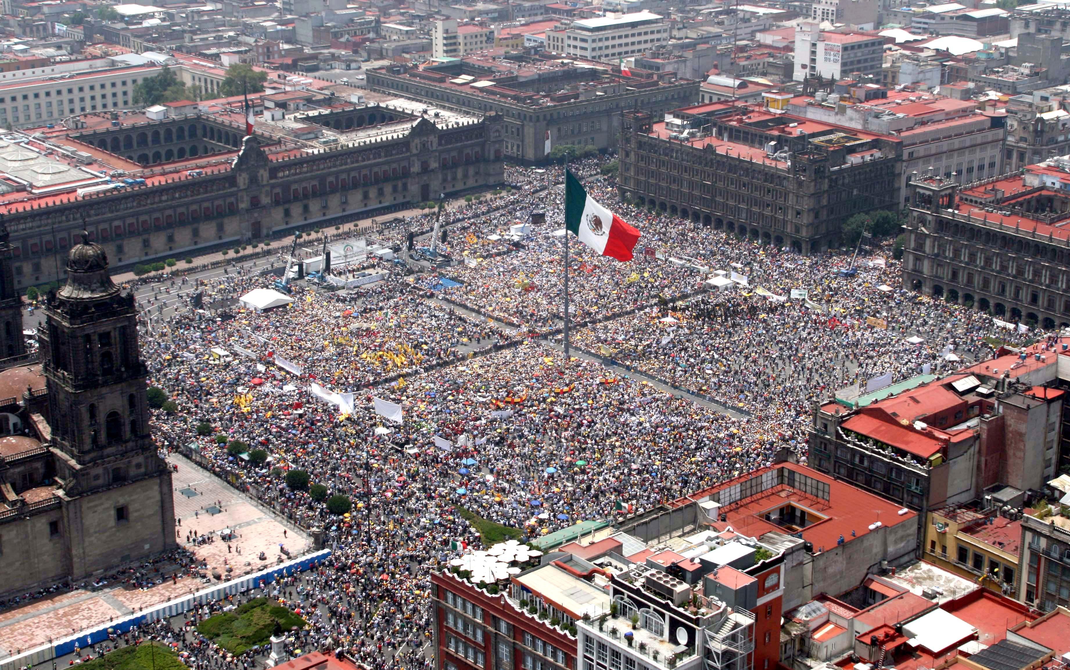 Campaña electoral México © Yradiamos