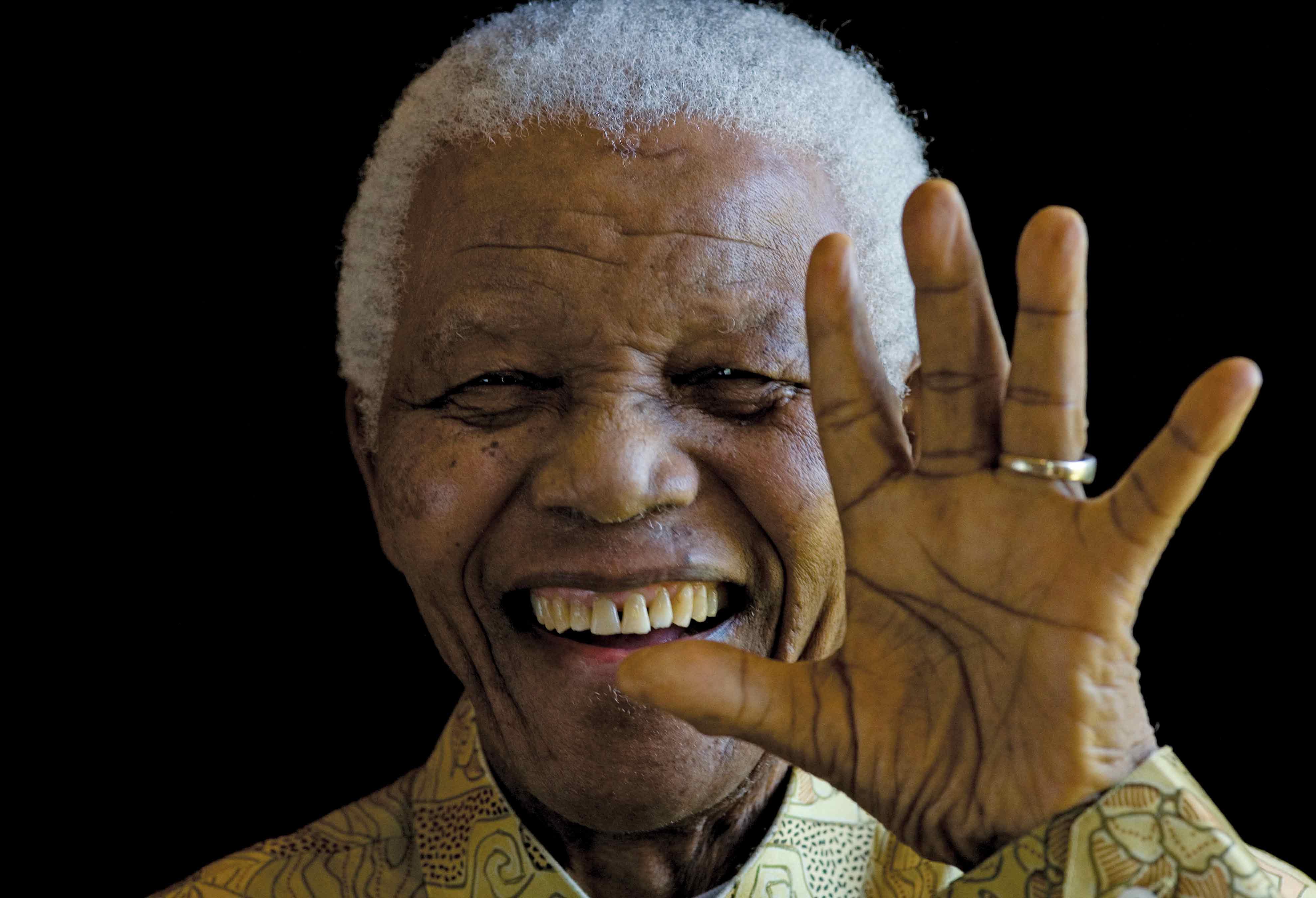 100 años del nacimiento de Nelson Mandela © Fundación Nelson Mandela/Matthew Willman