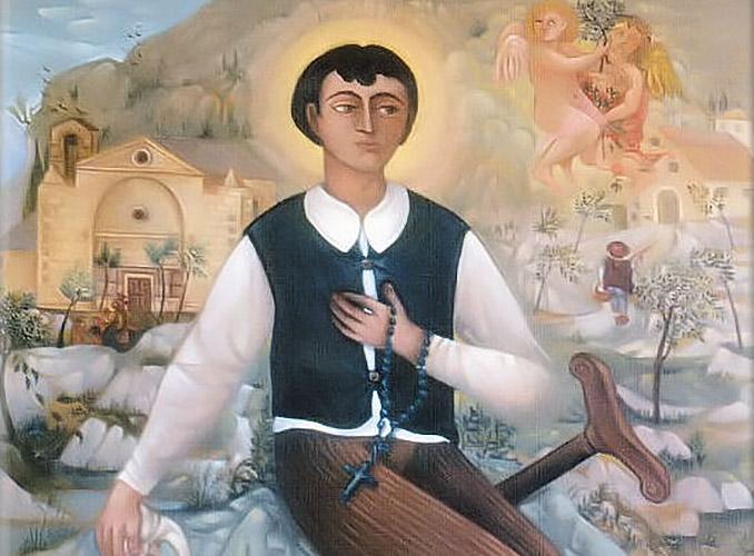 Beato Nunzio Sulprizio © Vidas Santas