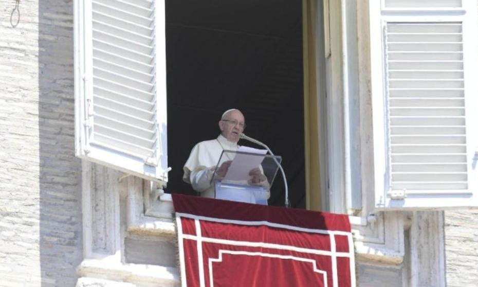 Ángelus del 15 de julio 2018 © Vatican-News