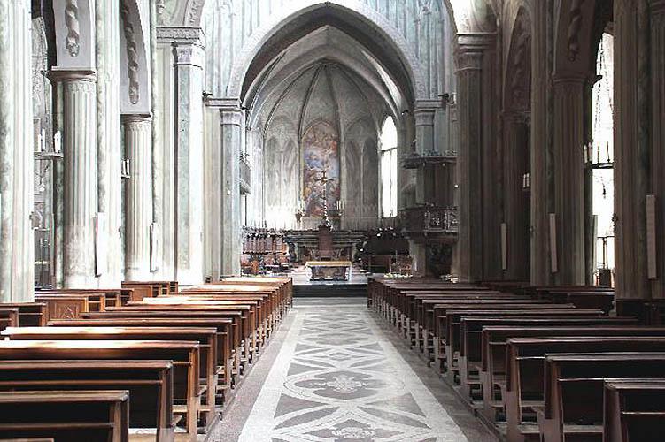 Catedral de Biella, Italia © Diócesis de Biella