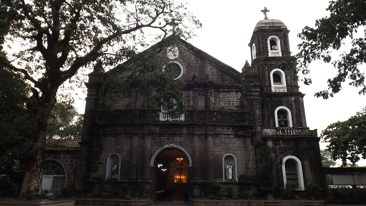 """Parroquia """"Nuestra Señora de la Luz"""" en Cainta. Wikimedia Commons"""