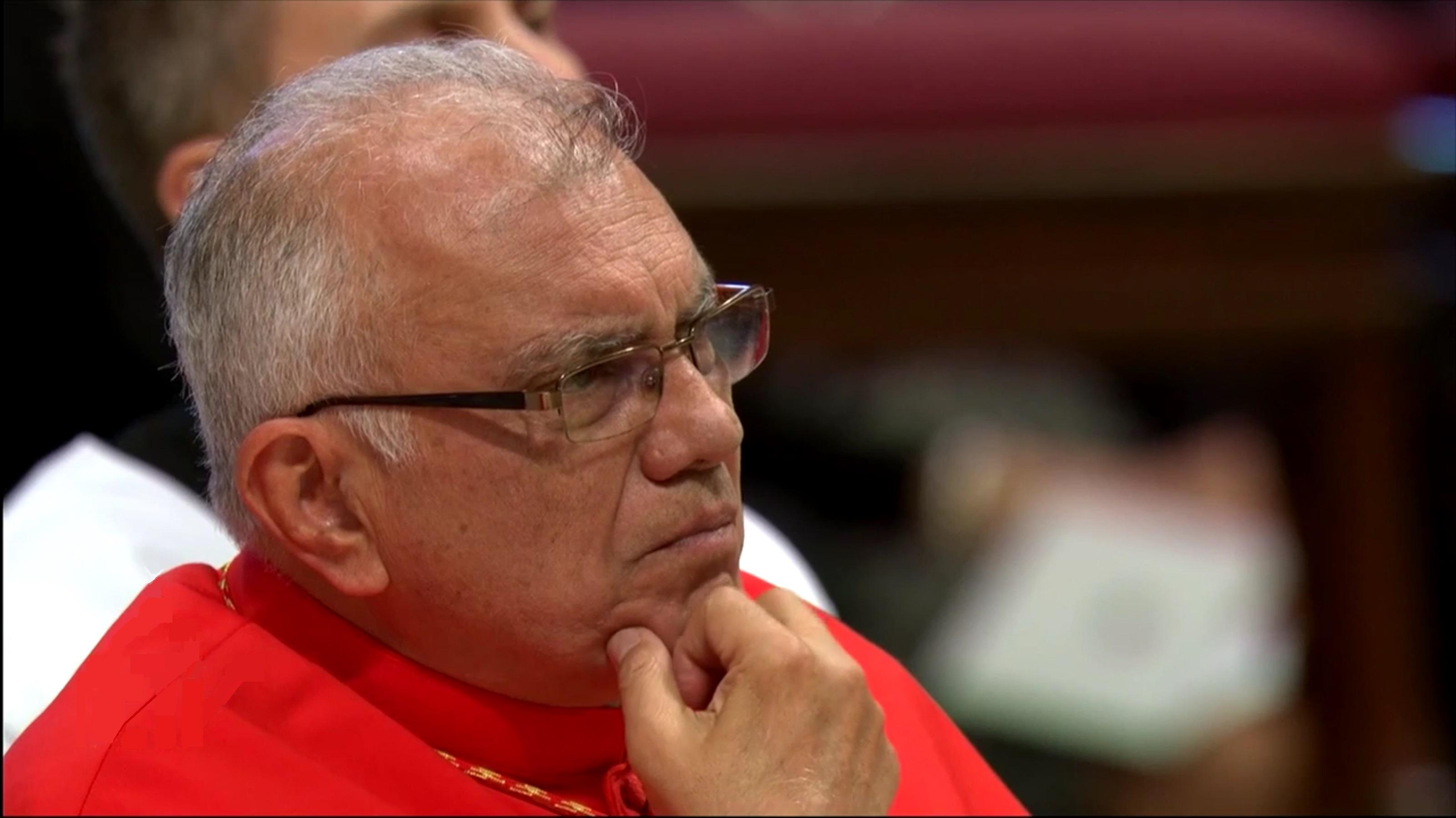 Cardenal Baltazar Enrique Porras Cardozo © Wikipedia