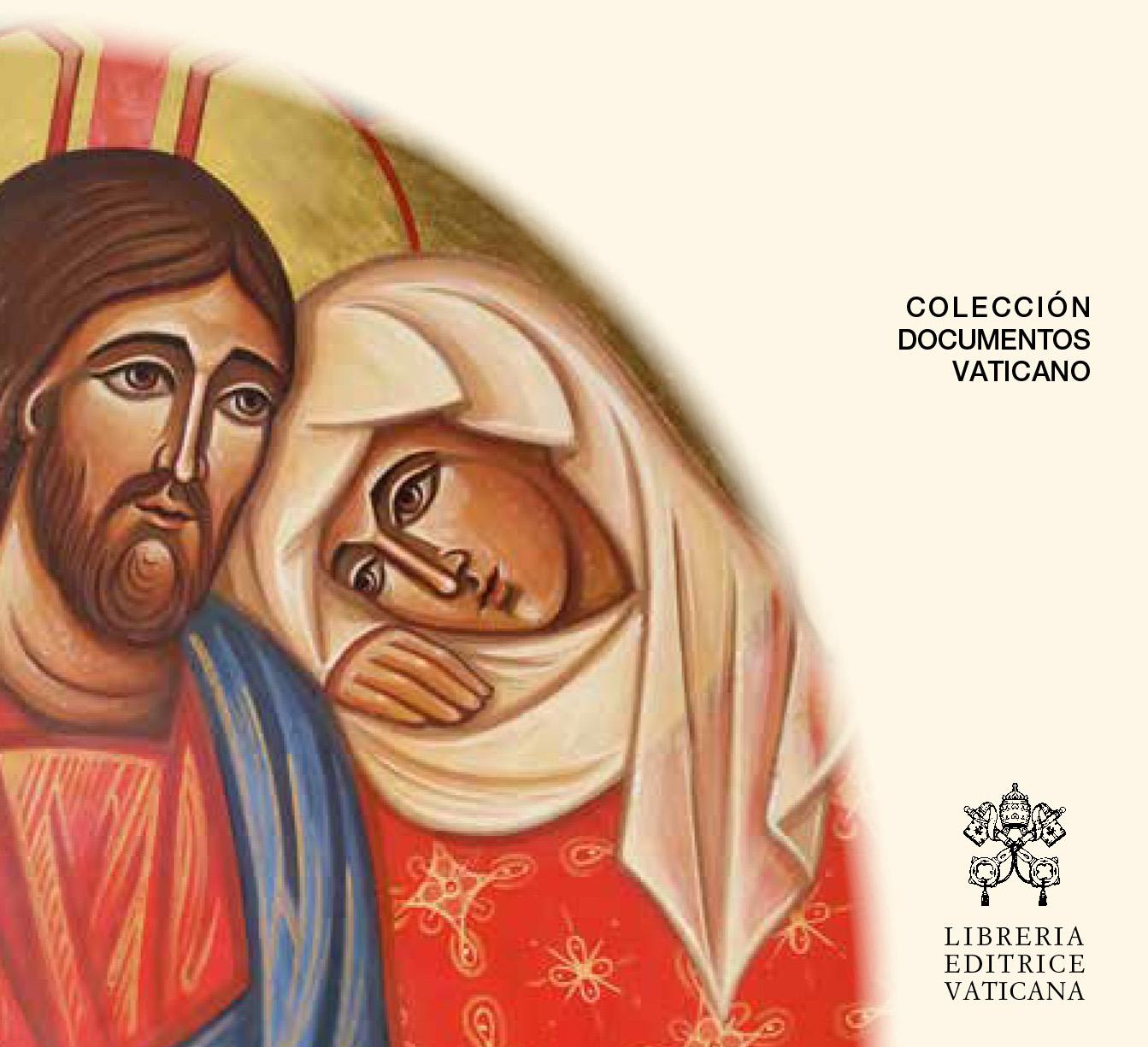 Detalle de la portada del documento © Librería Editorial Vaticano