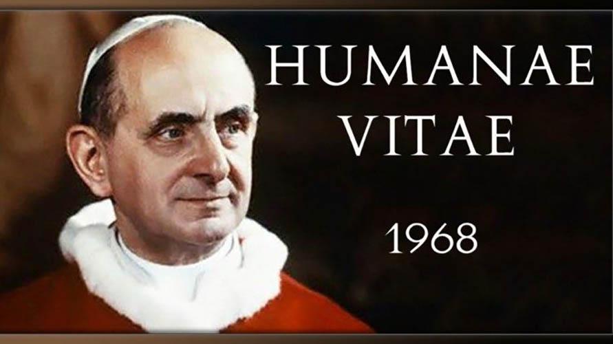 Humanae Vitae, del Papa Pablo VI © Vatican Media