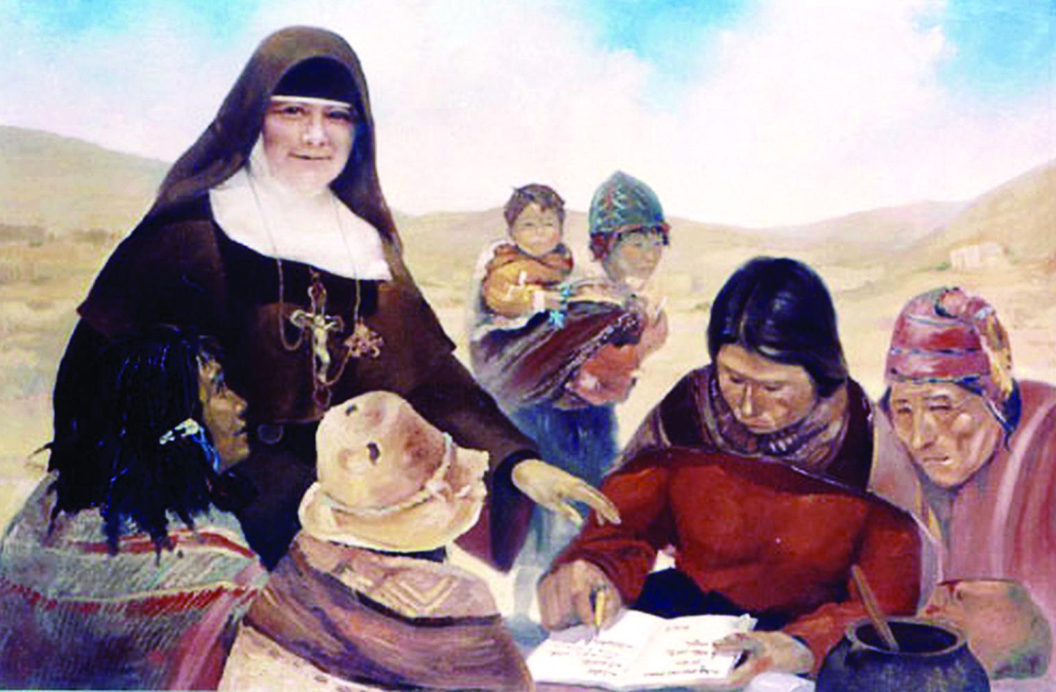 Madre Nazaria Ignacia © Radio Fides