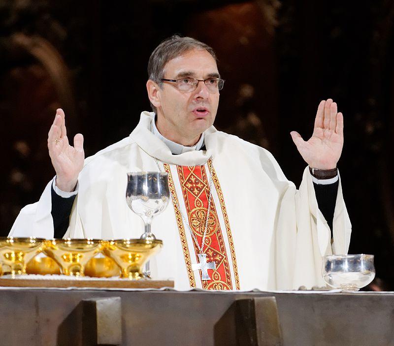 Mons. Jérôme Beau © Wikimedia Commons