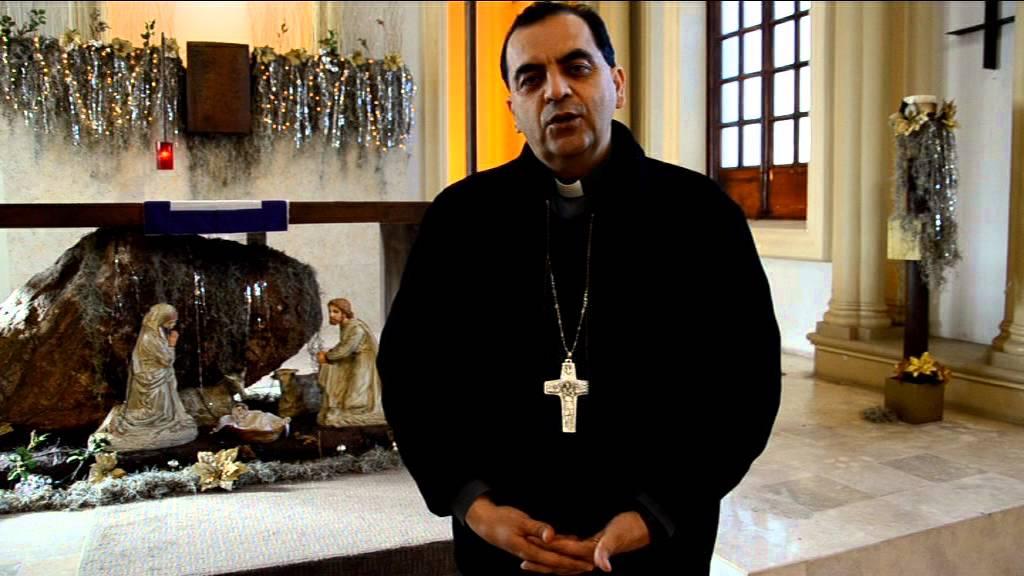 Mons. Jaime Calderón Calderón © Youtube
