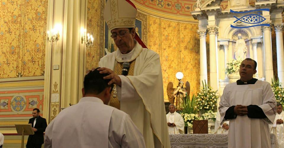 Mons. José Luis Dibildox Martínez © Diócesis de Tampico, México