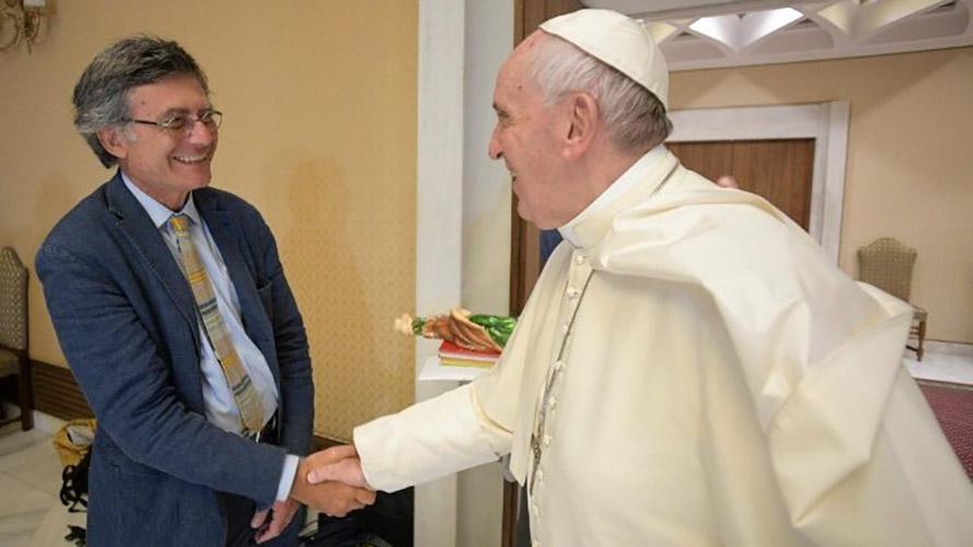 Pablo Ruffini © Vatican Media