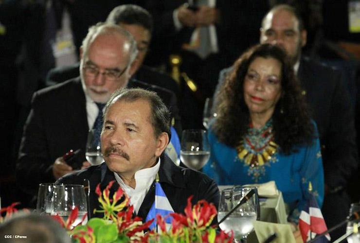 Presidente Daniel Ortega © Presidencia de la República de Nicaragua
