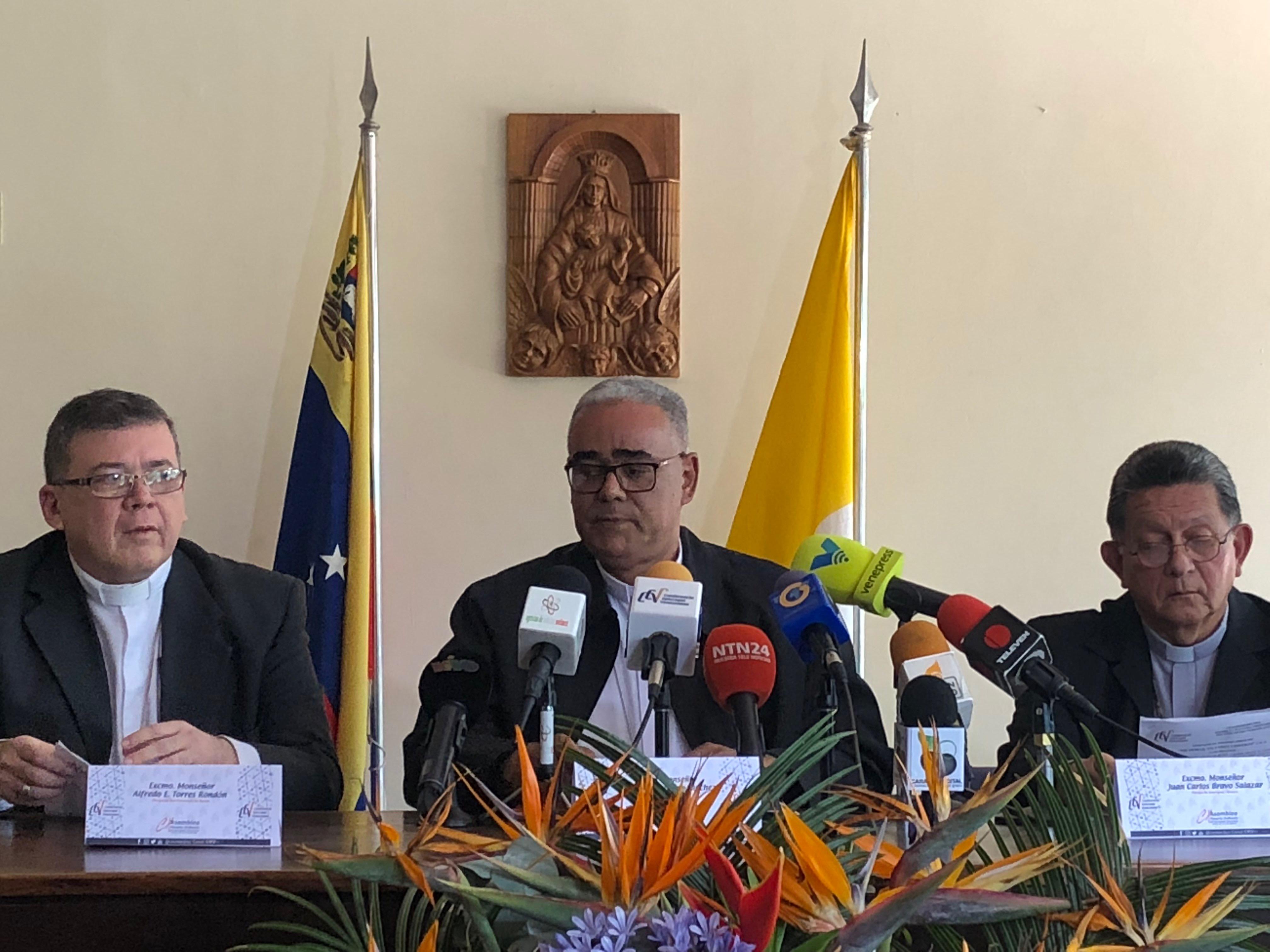 Presentación de la Exhortación Pastoral, 11 julio 2018 © Conferencia Episcopal de Venezuela