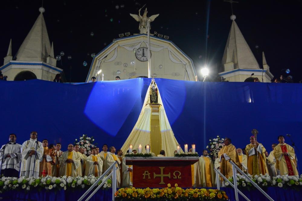 Santuario del Pueblo de la Tirana, Chile © Conferencia Episcopal Chile