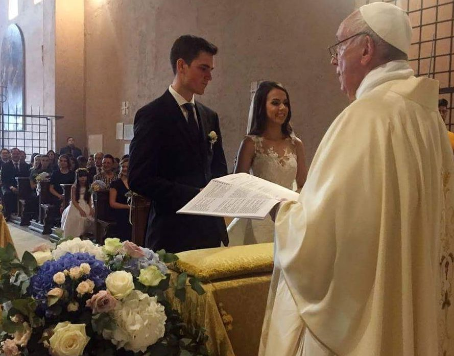 © Facebook Vatican News