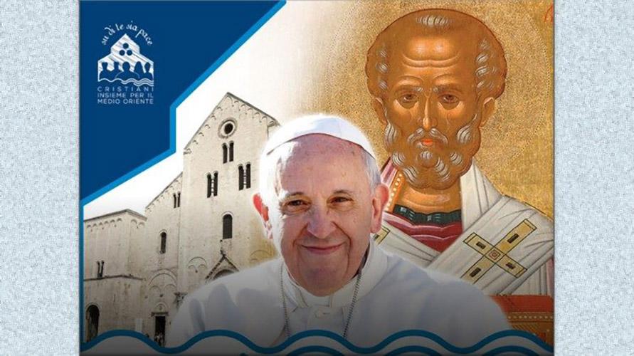 Visita del Papa Francisco a Bari, Italia © Vatican News