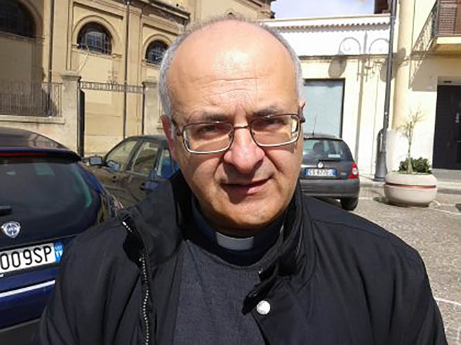 Don Francesco Massara © Pinobrosio.it
