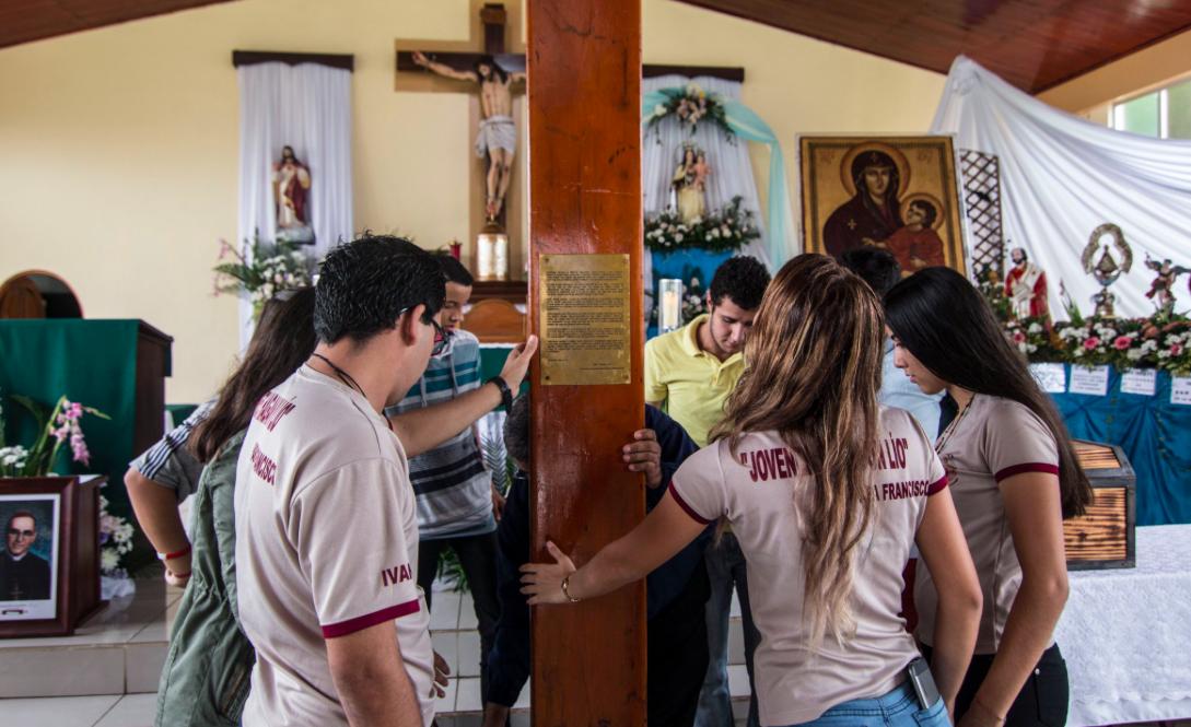 Diócesis de Ciudad Quesada, Costa Rica © Twitter