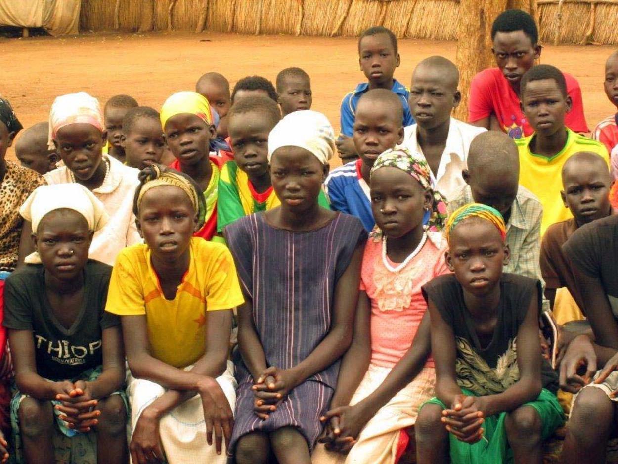 Etiopía, Gambella © Ayuda a la Iglesia Necesitada