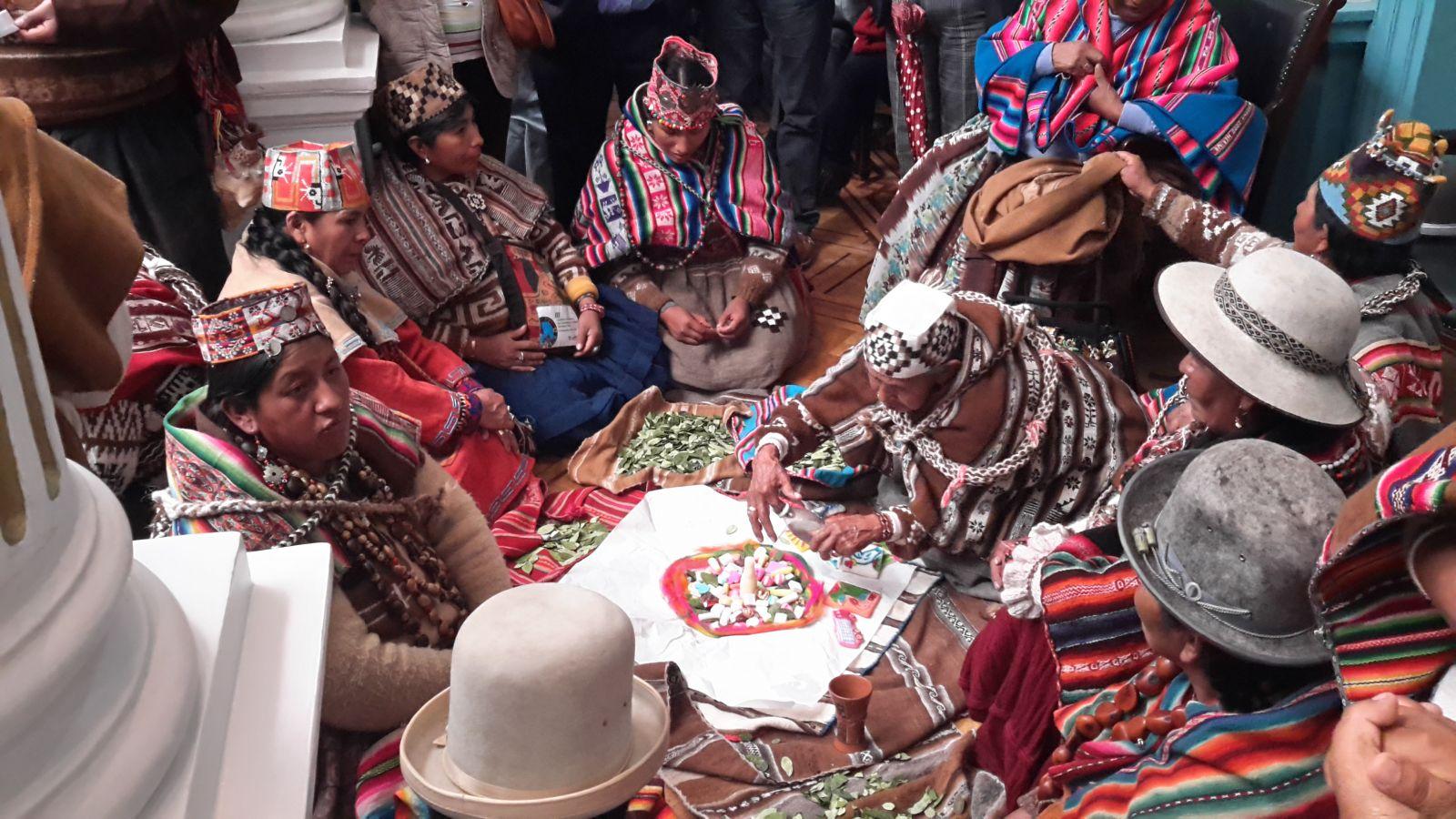 © Ministerio Relaciones Exteriores Bolivia