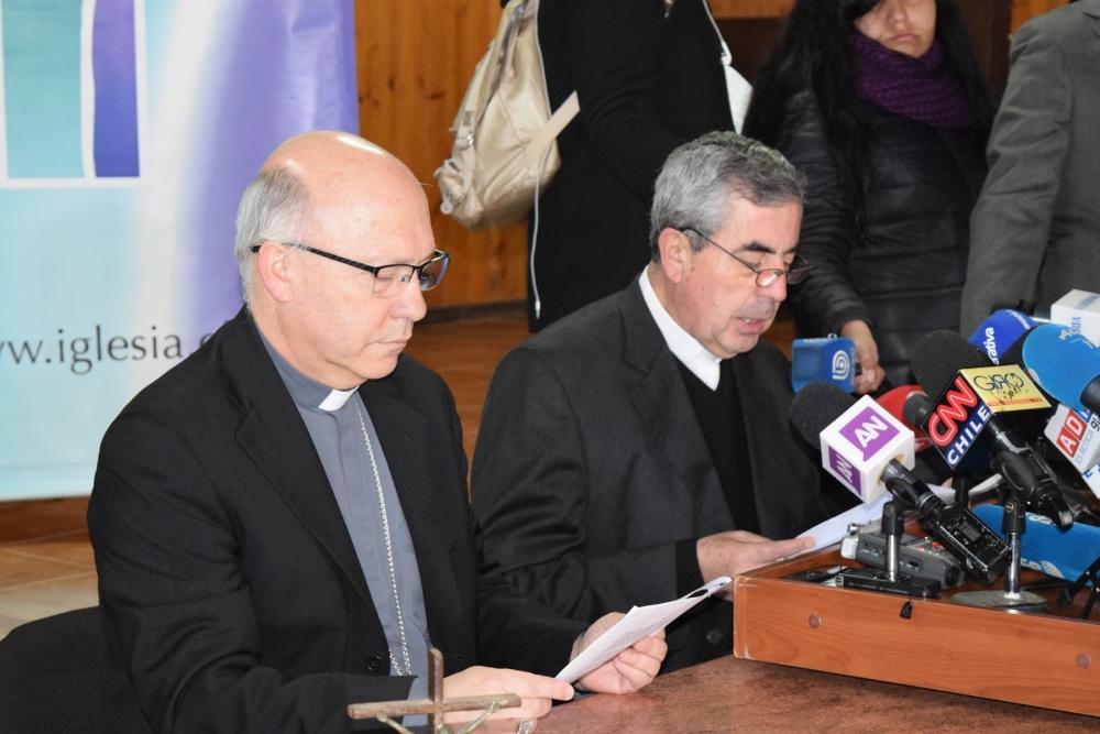 Obispos de Chile, Prensa CECh