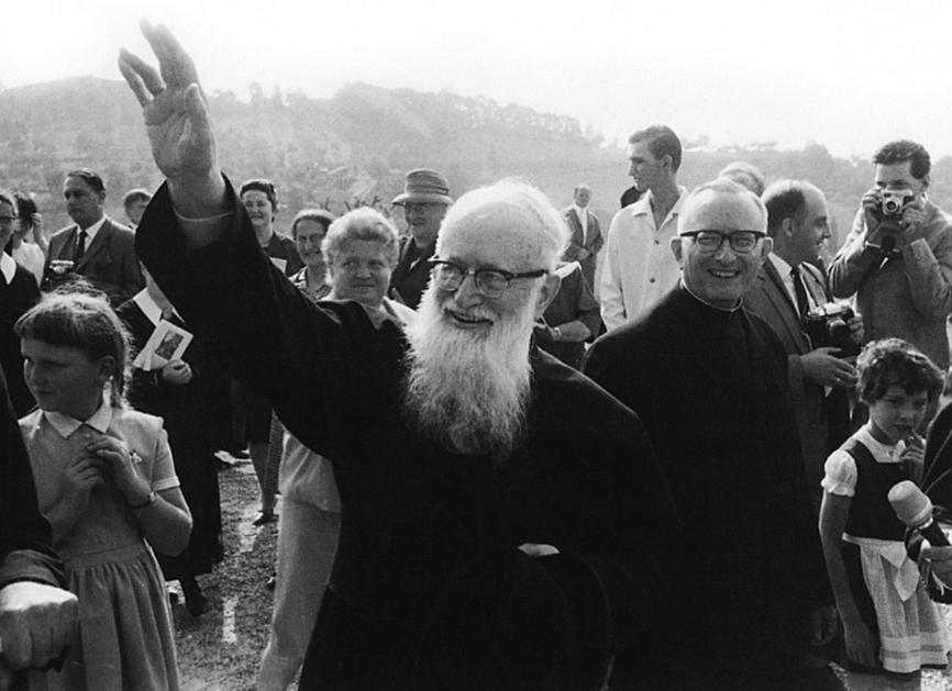 Padre José Kentenich, fundador de Schoenstatt © Schoenstatt