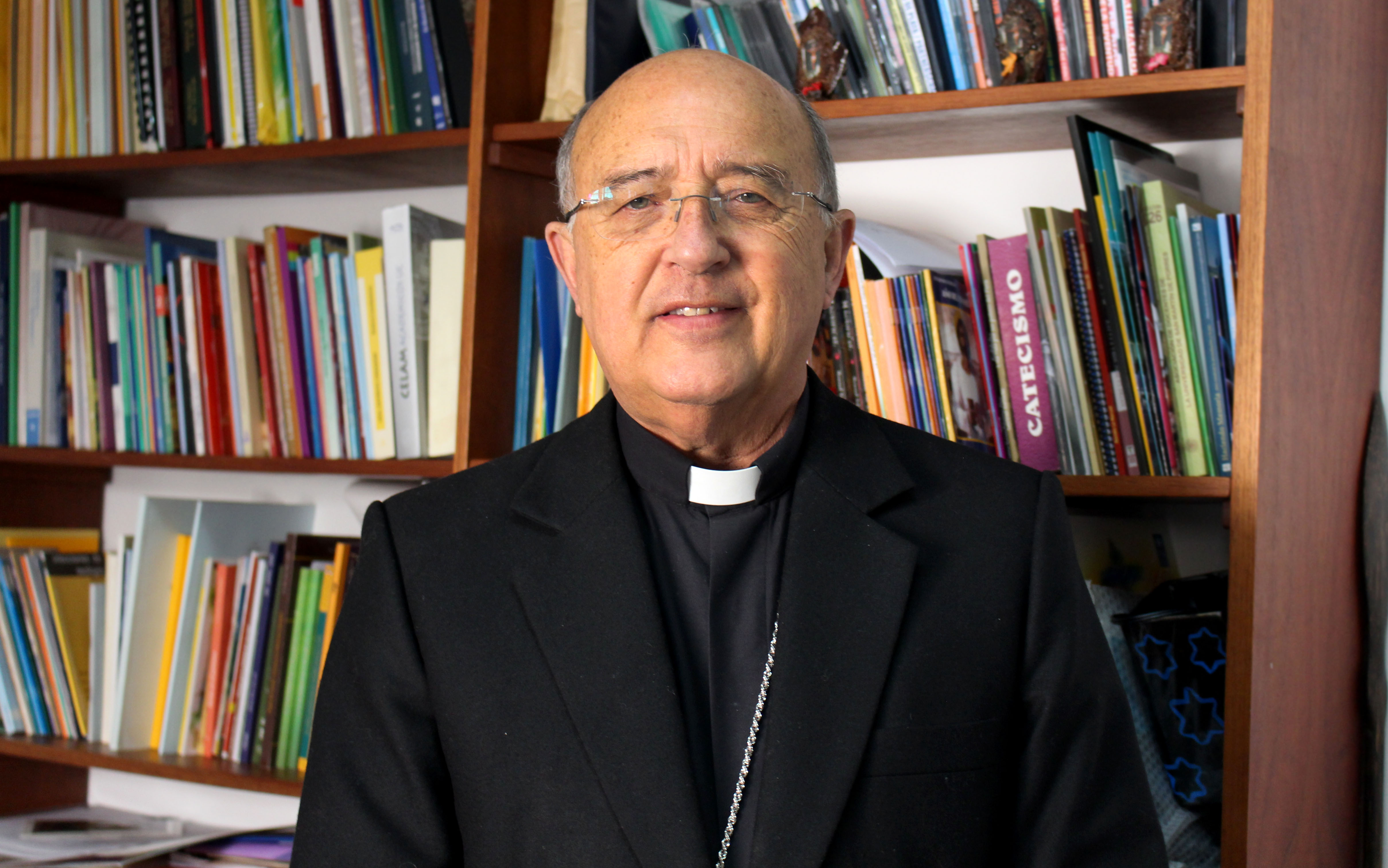 Cardenal Pedro Barreto Jimeno © Vatican News
