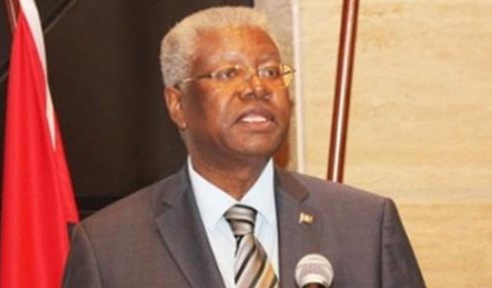 Paulino Domingos Baptista, embajador de Angola © Governo.gov.ao