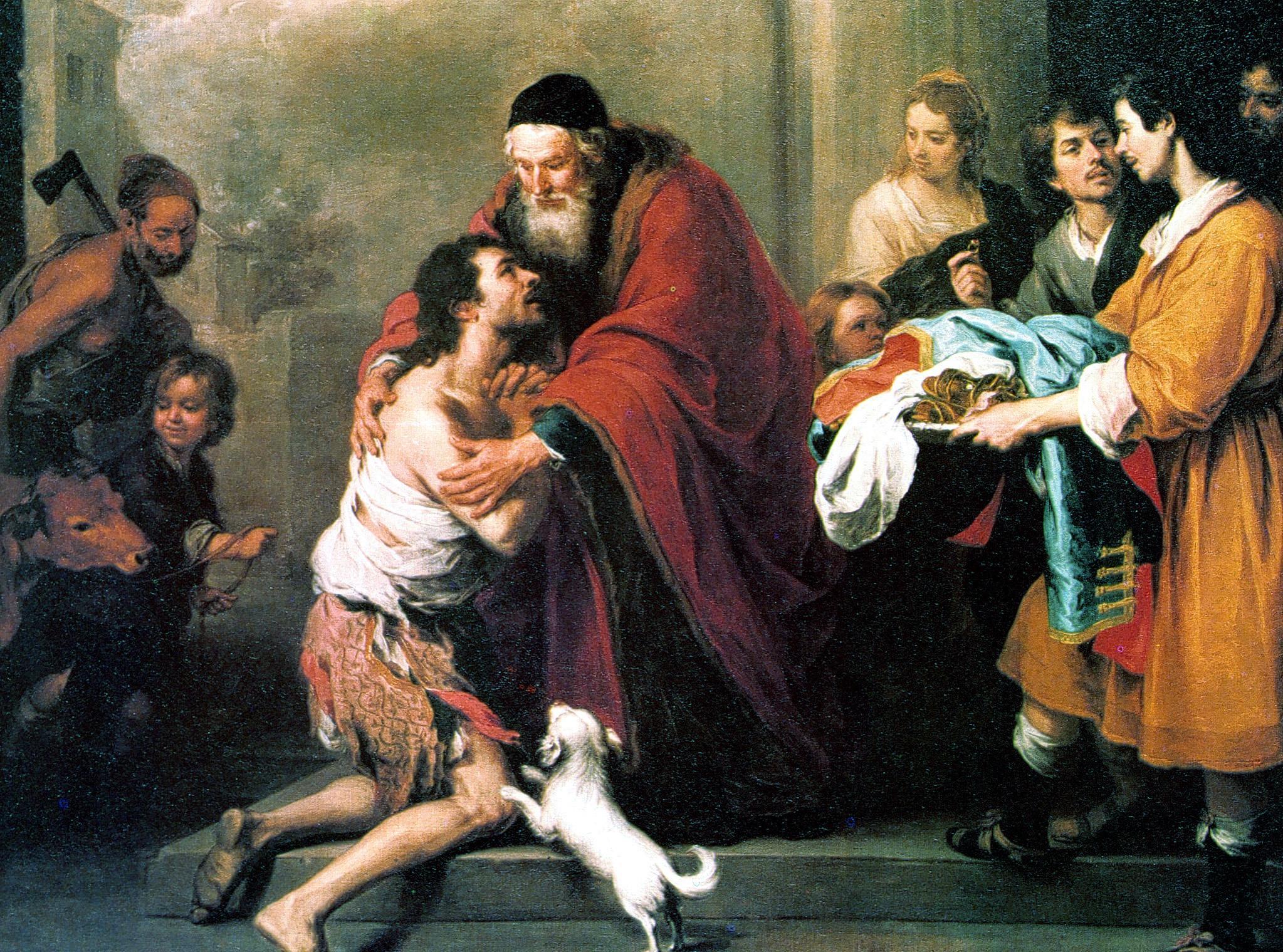 El regreso del Hijo Pródigo © Archisevilla