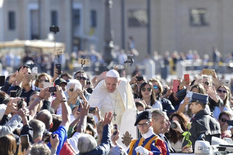 Audiencia general, 26 sept. 2018 © Vatican Media