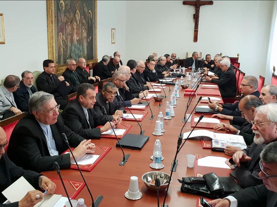 © Twitter (Conferencia Episcopal Venezolana)