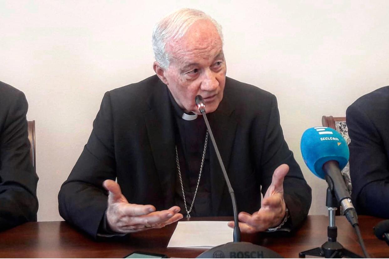 Cardenal Ouellet – Foto de Alessandro Gisotti