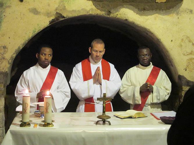 P. Juan Miguel Betancourt © Saint Paul Seminary