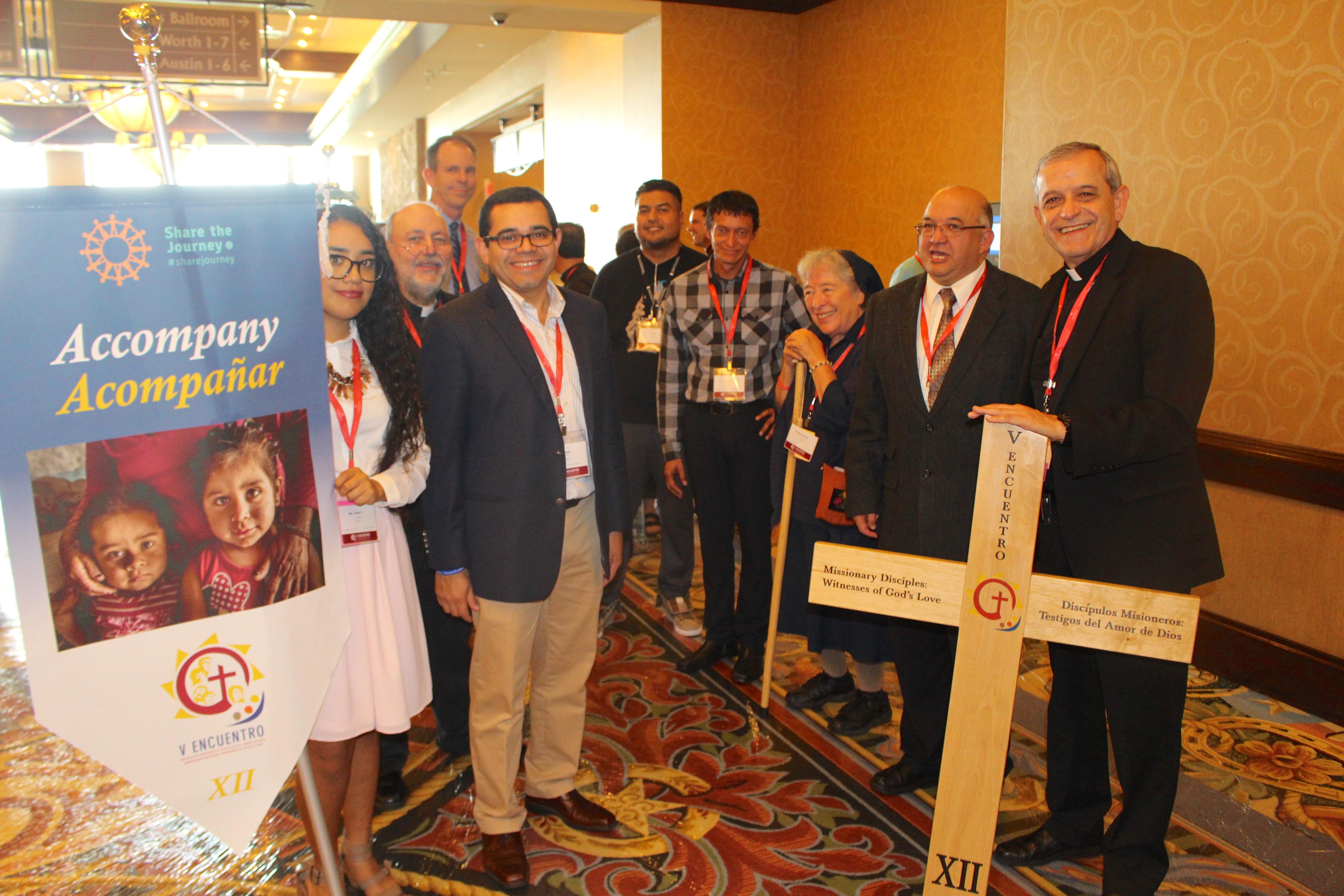 Encuentro Nacional de Pastoral Hispana