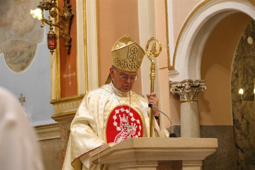 Mons. Stanislav Lipovšek © www.svetiste-mbb.hr